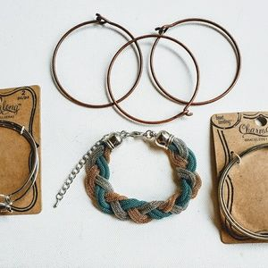 Jewelry - NWT Bracelets for Jewelry Making DIY